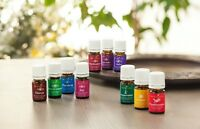 Young living Essential Oils 100% Pure+ Authentic Sealed bottle +FREE ship-5/15ml