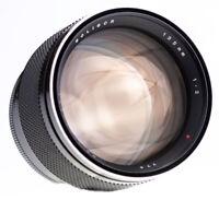 Soligor 135 mm f 2,0 C/D  RED P / Nikon F Non Ai / 8 Blades/ SN: 17403257  (655)
