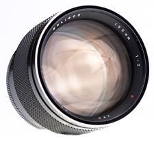 Soligor 135 mm f 2,0 c/d red p/Nikon F non ai/8 blades/SN: 17403257 (655)