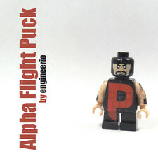 LEGO Custom -- Puck -- Alpha Flight Super heroes mini figure marvel X-Men