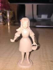 The WIZARD OF OZ DOROTHY AND TOTO 1967 MGM MARX TOYS LAND OF OZ FIGURE RARE!