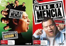 Mind Of Mencia : Season 1 and 2 - Region Free