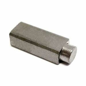 Set of 2 Bodine Gear Motor 24A F-83X Brush - Part Number 49200032