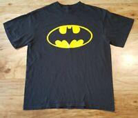 DC Comics Originals Batman Crewneck T-Shirt Size Large Men's