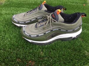 nike air Max  97 Undefeated Trainers Uk 8.5