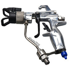 4500PSI Airless Spray Gun,with 517 tip, tip guard.Air-assisted for fine finish