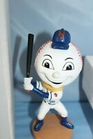 New York Mr. Met Day Mascot Bobblehead JF Sports MKT Baseball Collectible