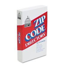 Dome Zip Code Directory - 5100