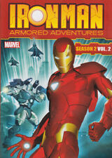 IRON MAN ARMORED ADVENTURES: SEASON 2 VOLUME 2 (DVD)