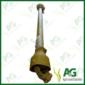 PTO Shaft For Toppers / Mowers T4 Series C/W Shear bolt assembly &OverRun Clutch