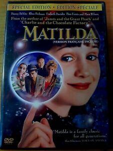 Matilda (DVD, 2007, Canadian Special Edition)