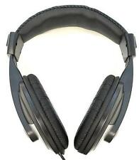 New HP Big Size Stereo Headphones 6' Cable+Volume Control fit iphone 4/4s/5/5s/6