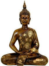 Large Buddah Statue Figurine MEDITATION