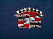 1954 1955 Cadillac Hood Crest Emblem Ornament 54 55