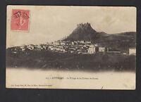 BURON (63) CHATEAU & VILLAS en 1906