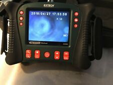 Extech High-Definition Borescope VideoScope HDV600 With Power Cord