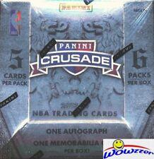 2013/14 Panini Crusade Basketball HOBBY Box-2 AUTOGRAPHS/MEM-Antetokounmpo RC Yr