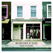 Mumford & Sons Sigh No More CD NEW SEALED The Cave/Little Lion Man+