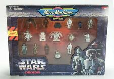 NOS Vintage 1995 Micro Machines STAR WARS Droids Scale Miniatures Galoob 66090