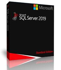 SQL Server 2019 Standard Product Key License Download FAST DELIVERY