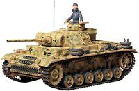 35215 Tamiya German Pz. Kpfw. Iii Ausf. L 1/35th Plastic Kit 1/35 Military Tank