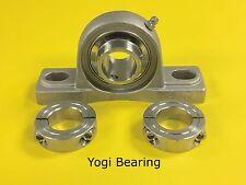 """Premium SUC208-24 Stainless Steel Insert Bearing UC208-24 1-1//2/"""" 1,2,5,10pcs"""