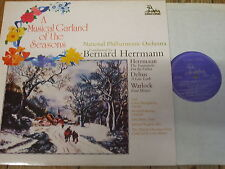 RHS 340 A Musical Garland of the Seasons / Herrmann