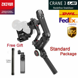 ZHIYUN Crane 3 Lab 3-Axis Hand-held Gimbal Stabilizer For Canon Sony DSLR Camera
