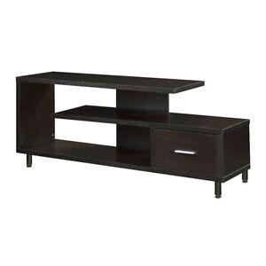 "Convenience Concepts Seal II 60"" TV Stand, Espresso - 151750ES"