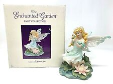The Enchanted Garden Fairy collection Roman, Inc.Figurine Whimsical Flowers