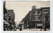 LALEZAR STREET, TEHERAN: Persia postcard (C30354)