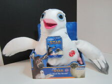 """SONY PICTURES """"THE STAR"""" ANIMATED & SINGS  PLUSH BY DANDEE DAVE THE DOVE NIB!"""