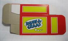 1980s Smurf-a-Grams Collectibles Product Mailing Gift Box PVC figures-OLD STORE