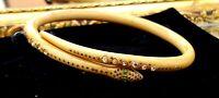 Art Deco Snake Bracelet 1920s. B30.