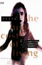 Death the High Cost of Living (Vertigo 1994, Paperback) Neil Gaiman