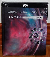 DIGIBOOK INTERSTELLAIRE 1 DVD+LIBRO NEUF SCIENCE FICTION ACTION (SANS OUVRIR) R2