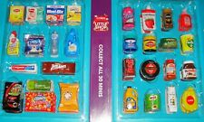 ******NEW Coles Little Shop Mini Collectables Full Set **TRACKING NUMBER******