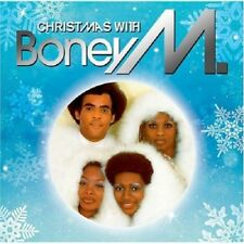 Boney M. Christmas With CD NEW SEALED Mary's Boy Child/Oh My Lord/Jingle Bells+