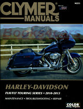 SHOP MANUAL HARLEY SERVICE REPAIR CLYMER BOOK DAVIDSON FLH FLT TOURING HAYNES