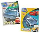 Disney Pixar Cars 3 Coloring Book Activity Books Lightning McQueen Jackson Storm