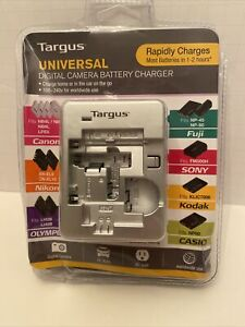 Targus Universal Digital Camera Battery Charger