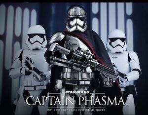 Sideshow Star Wars - Captain Phasma - New In Box
