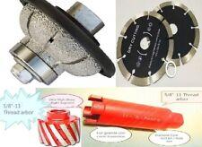 34 Ogee Bullnose 1 38 Core Bit Sink Grinding Drum Cutter Blade Stone Granite