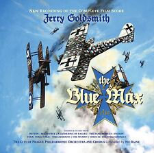 The Blue Max - 2 x CD Complete Score - Limted Edition - Jerry Goldsmith