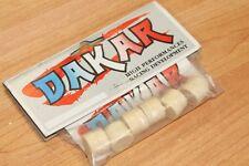 DAKAR - 6 x GALETS - 15x12 mm 6.5gr 6.5 gr  * NEUF*