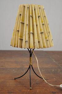 50er Table Light Lamp Vintage Table Desk Lamp Floor Lamp Retro String Light 50s