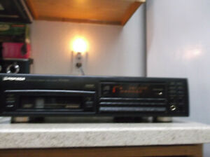 Refurbished Pioneer PD-M702 6 Disc CD Player With 6 CD Holder  & No Remote