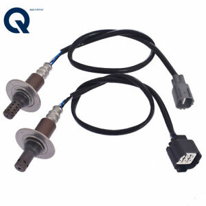 2pcs for 2006-2010 Subaru Forester Upstream Downstream Air Fuel Ratio Sensor 02