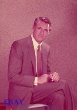 Cary Grant 1958 Vintage 5  X  7 TRANSPARENCY