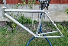 "Claud Butler Mountain Bike Frame Large 20"" /  V-brake 26"" wheel Silver Retro MTB"